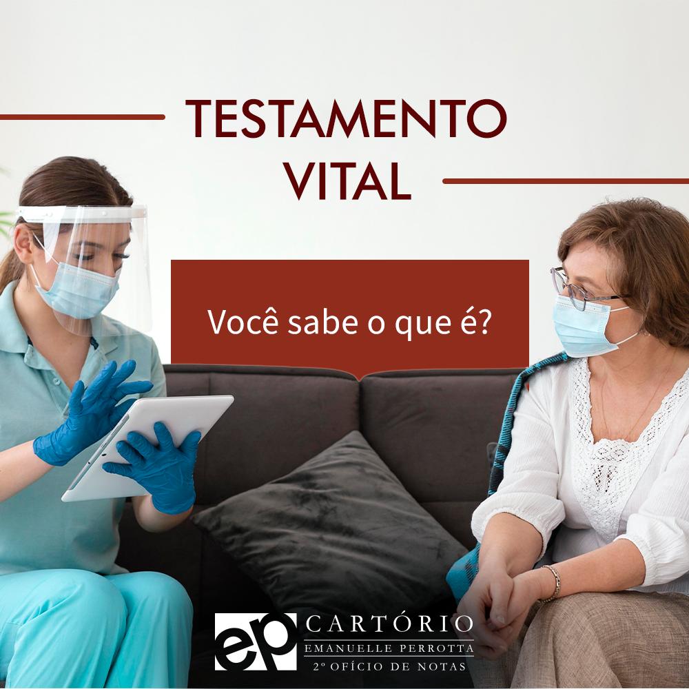 O Que é Testamento Vital?